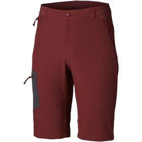 Columbia Triple Canyon Pantaloni corti Uomo rosso